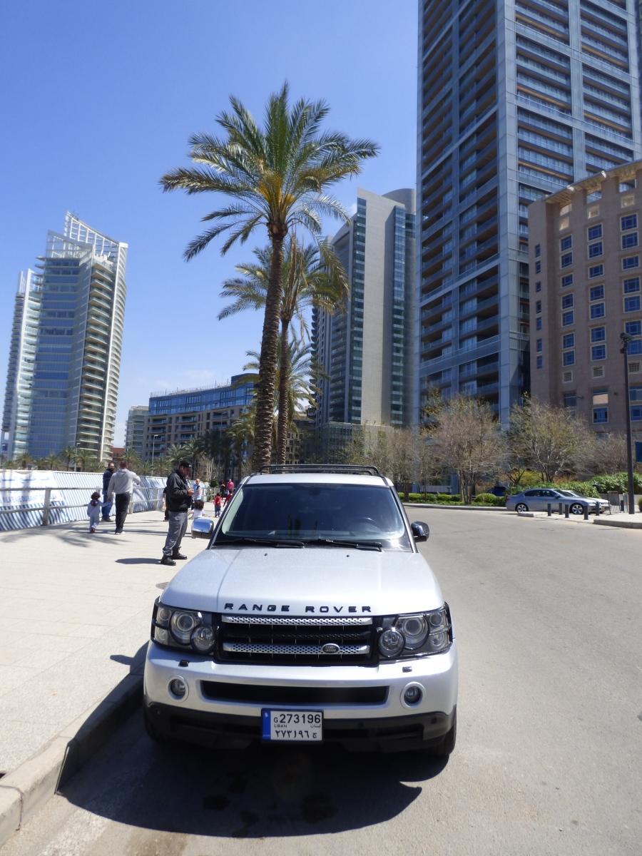 beach front Beirut