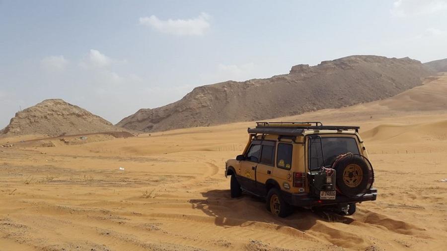 across-the-desert
